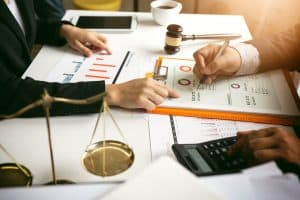 consider a forensic accountant to go over your financials in your divorce