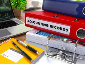 Forensic Accounting Records